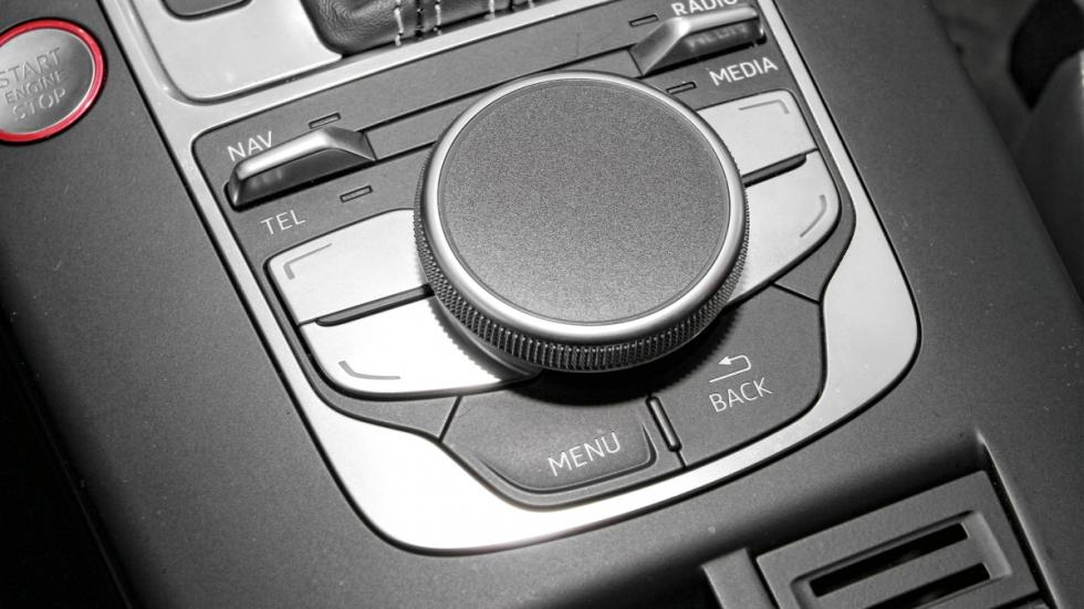 Audi S3 2014 mandos
