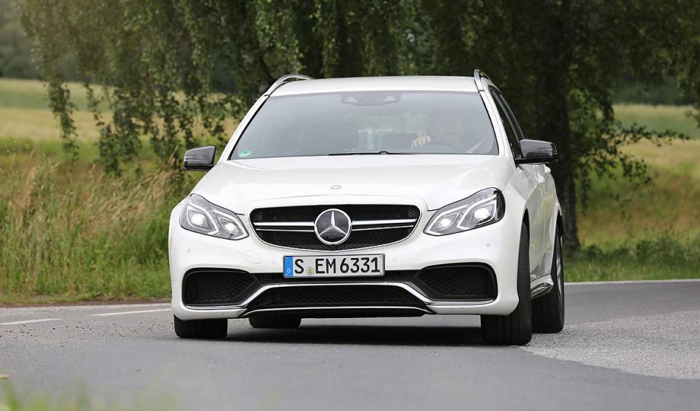 Mercedes-Benz E 63 AMG T S 4Matic