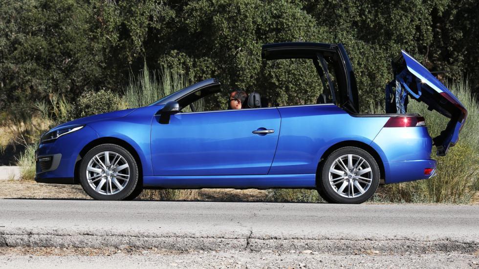 Renault Mégane CC descapotar