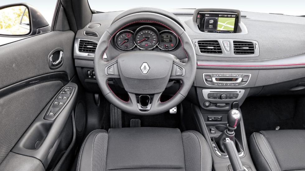 Renault Mégane CC interior