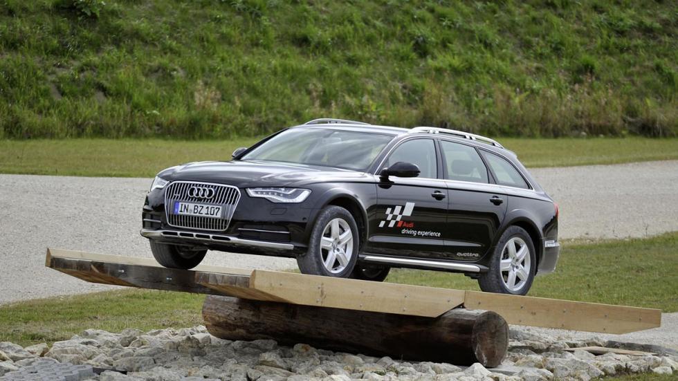 Jugadores Bayern de Múnich coches Audi A6 Allroad