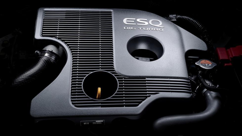 Infiniti ESQ motor