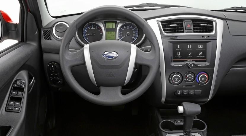 Datsun mi-DO interior
