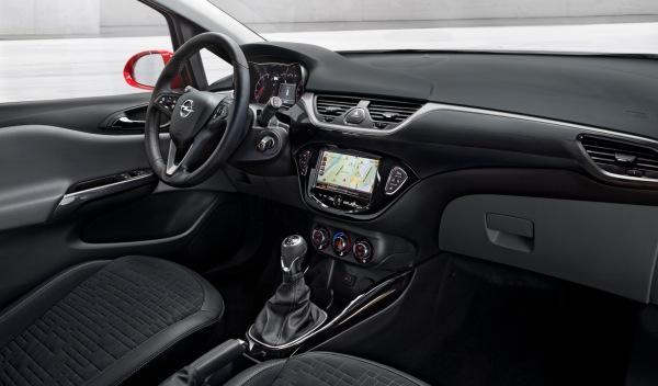 Opel Corsa 2015 cuadro