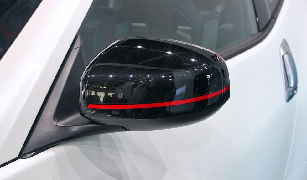 Nissan 370Z Nismo espejos