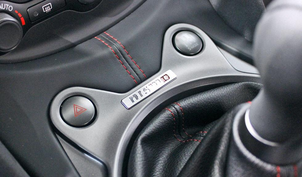 Nissan 370Z Nismo pomo