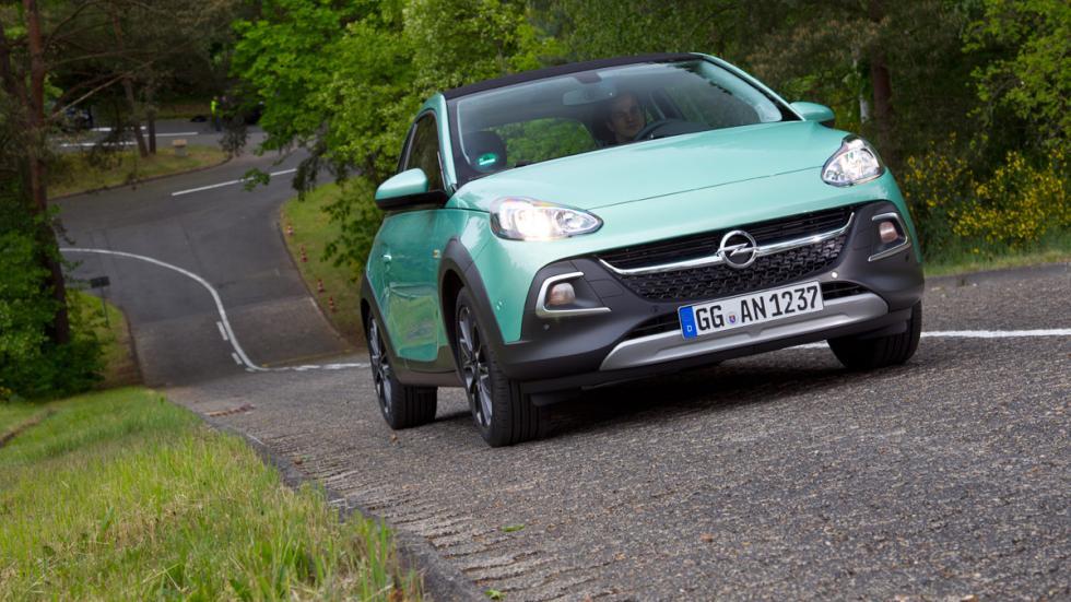 El nuevo cambio de seis relaciones ayudará al consumo en el Opel Adam Rocks