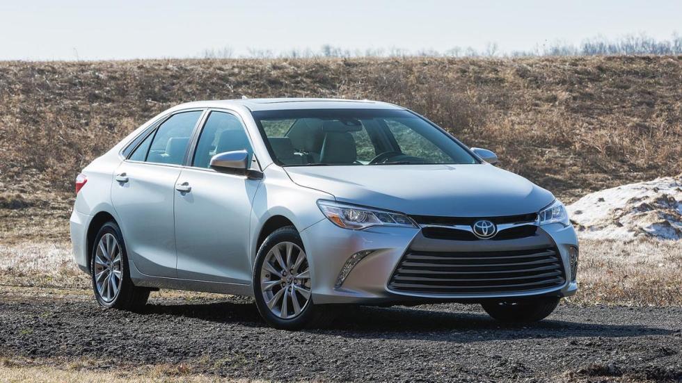 10 coches más vendidos Estados Unidos 2014 Toyota Camry