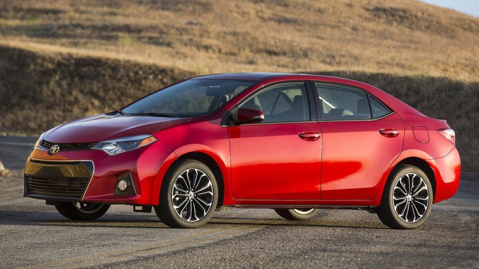 10 coches más vendidos Estados Unidos 2014 Toyota Corolla