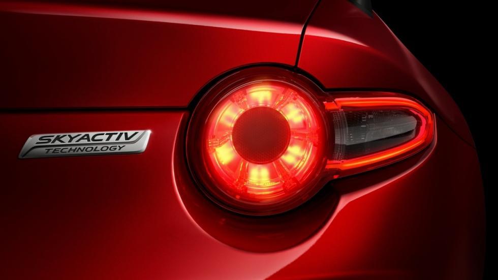 Mazda MX-5 2014 faros