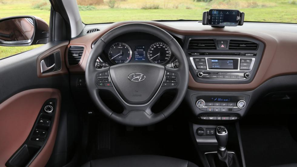 Hyundai i20 2014 interior