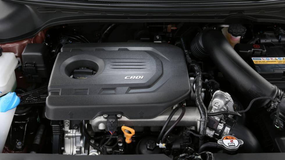 Hyundai i20 2014 motor