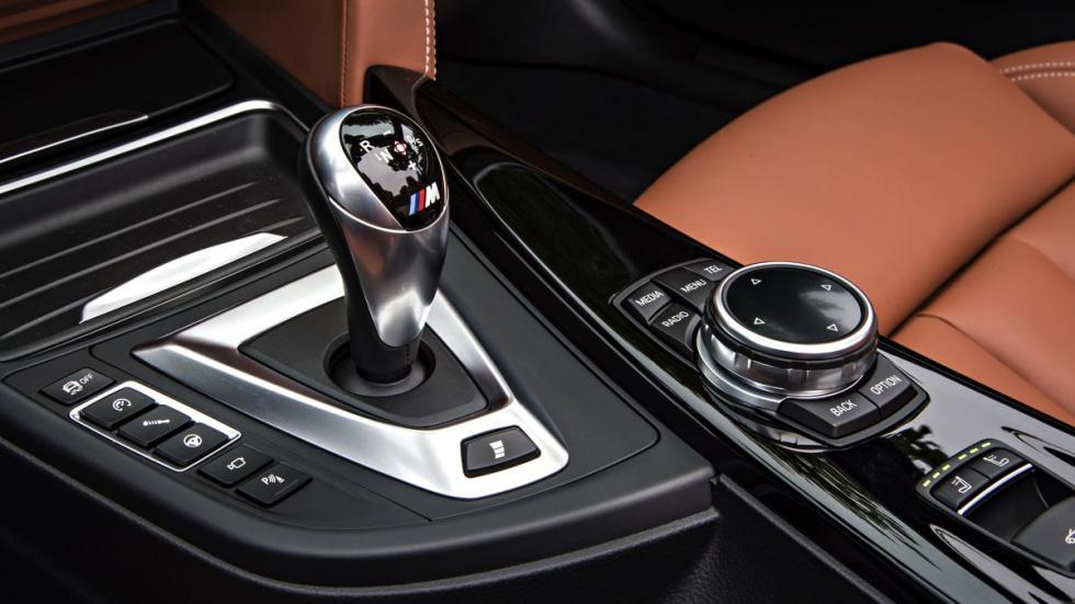 cambio del BMW M4 Cabrio