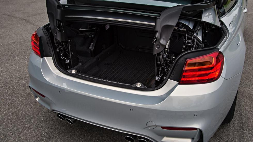 Capota del BMW M4 Cabrio