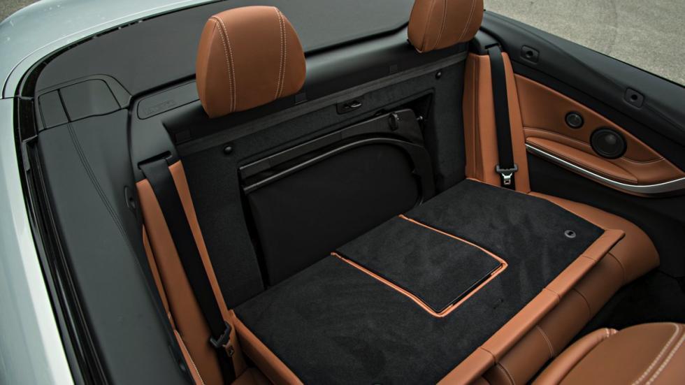 Deflector de viento del BMW M4 Cabrio