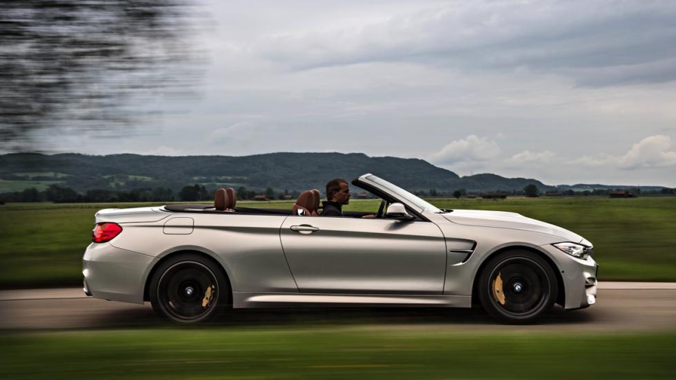 Barrido del BMW M4 Cabrio