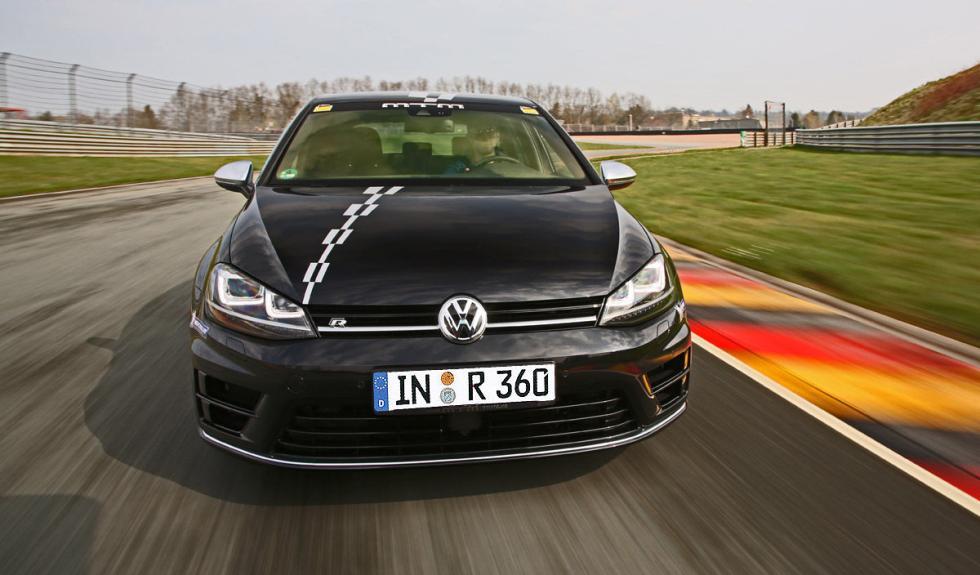 MTM VW Golf R 4Motion DSG