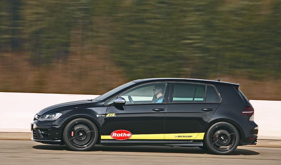 Rothe Motorsport VW Golf R 4Motion DSG