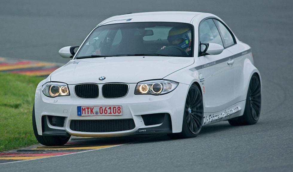 TJ Fahrzeugdesign BMW Serie 1 M V10 SMG