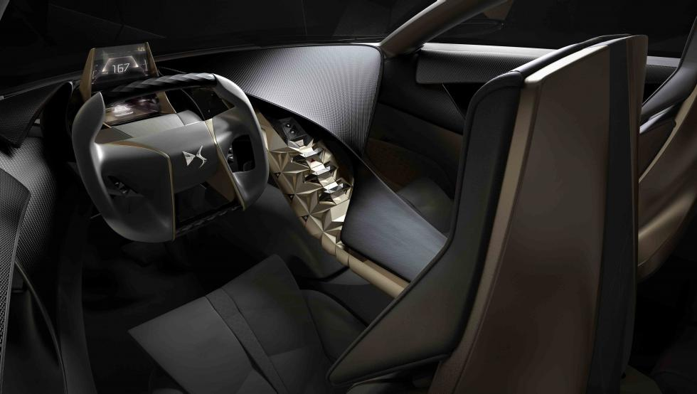 Divine DS interior asientos
