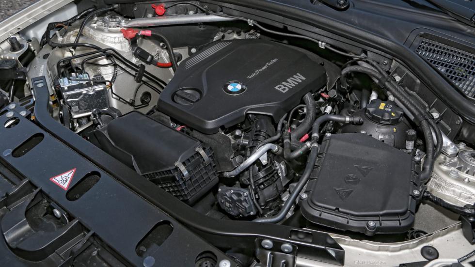 Motor N47D20 del BMW X3 20d xDrive