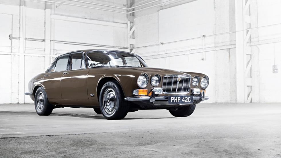 Jaguar XJ6 1967 frontal
