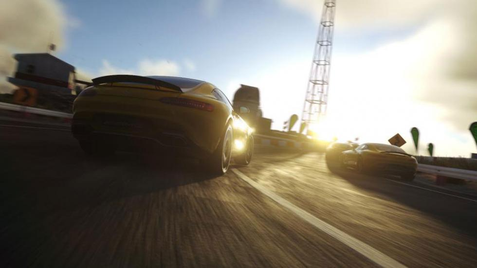 Mercedes AMG GT, en Playstation