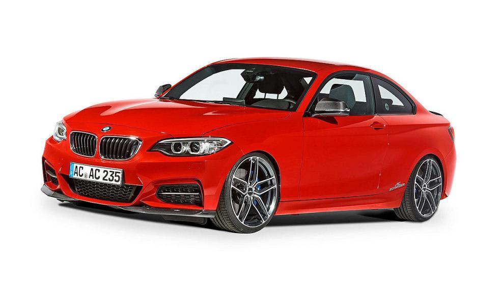 BMW Serie 2 AC Schnitzer