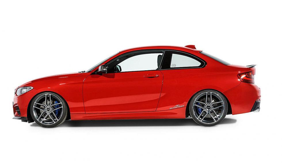 BMW Serie 2 AC Schnitzer lateral