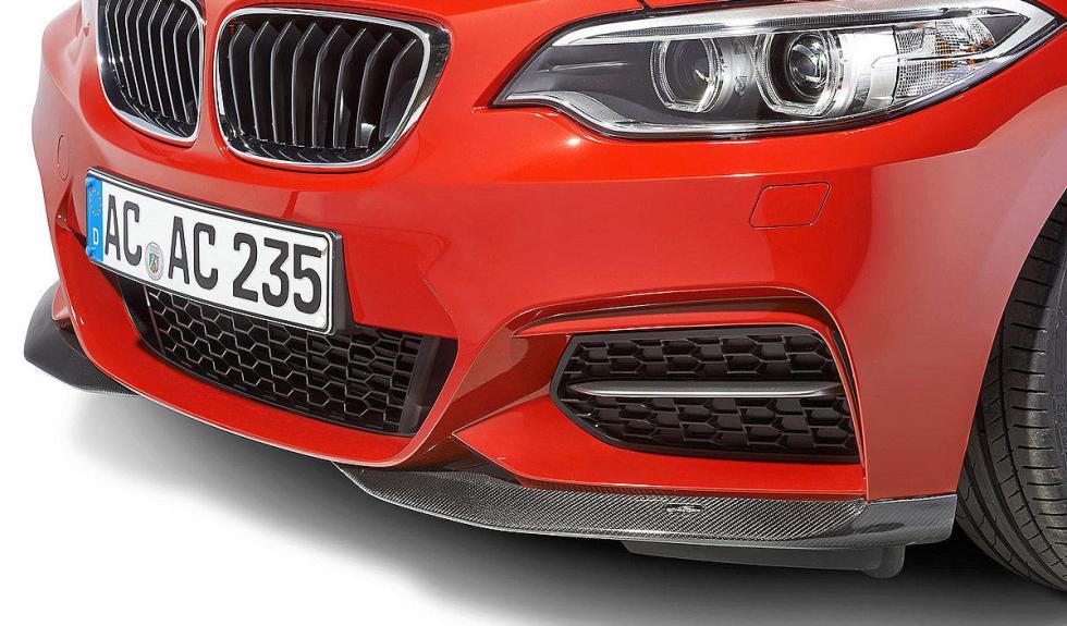 BMW Serie 2 AC Schnitzer delantera