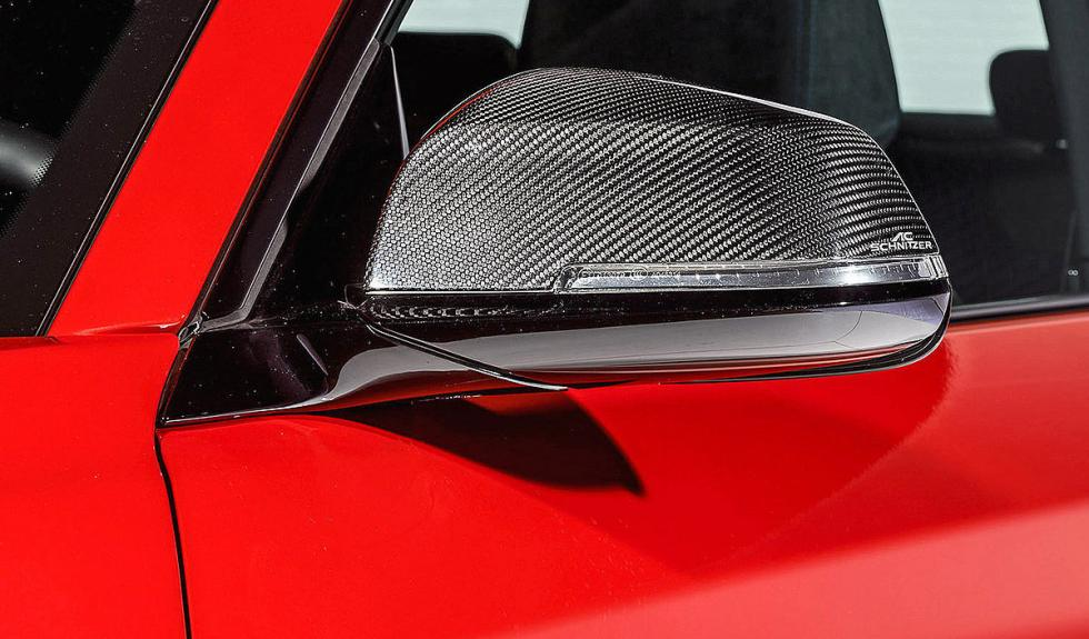 BMW Serie 2 AC Schnitzer espejo retrovisor