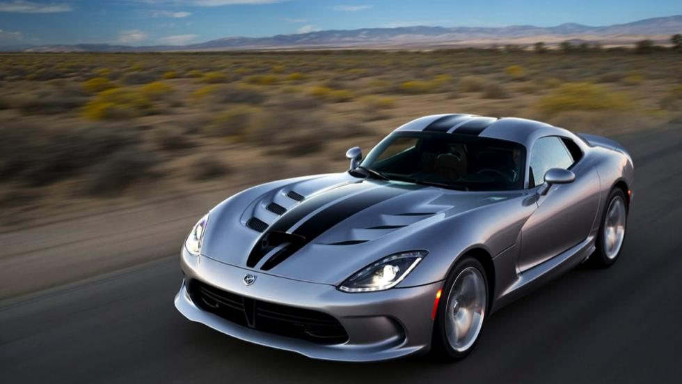 Dodge Viper SRT 2015 Gunmetal