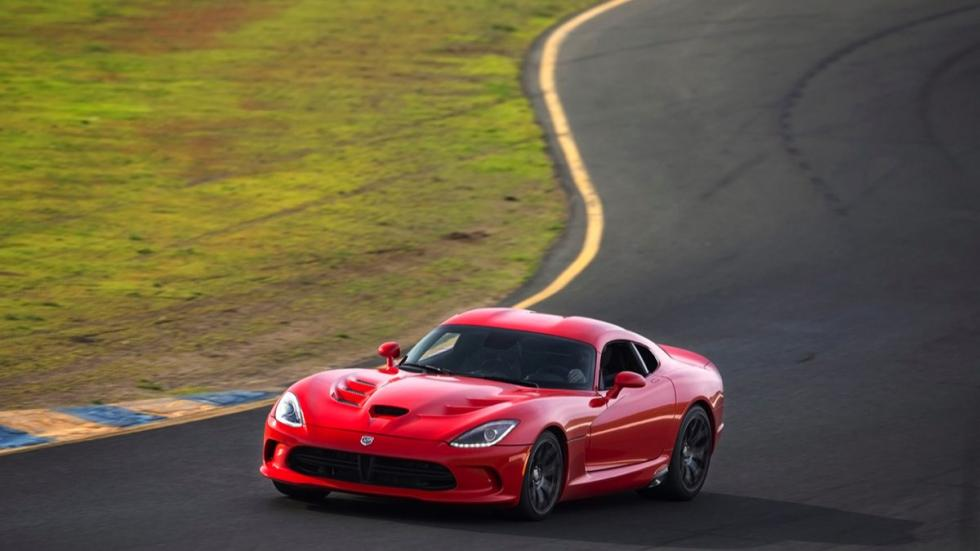 Dodge Viper SRT 2015 Adrenaline Red