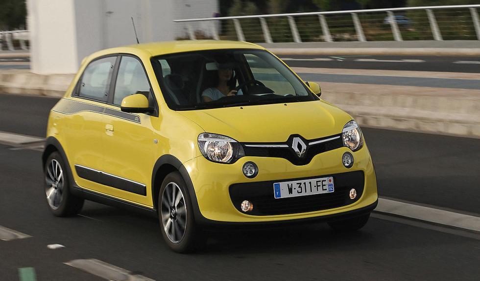 Nuevo Renault Twingo tres cuartos
