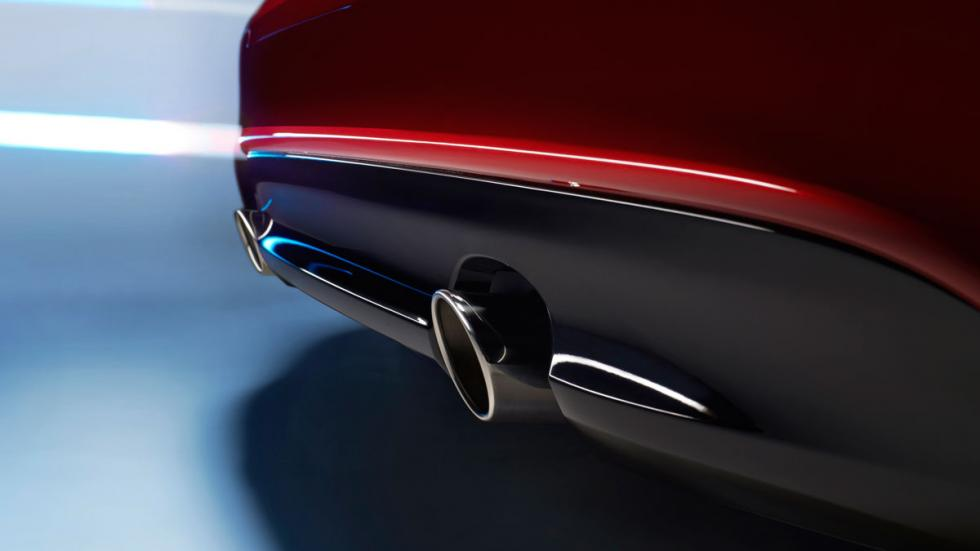 Jaguar XE escapes