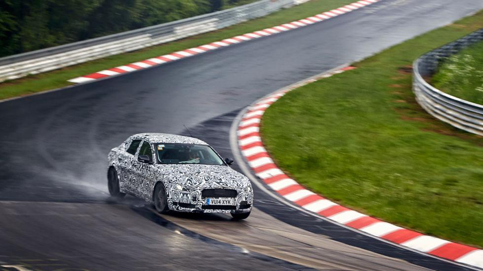 Jaguar XE nurburgring