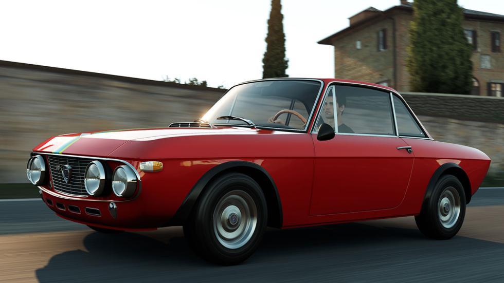 Lancia Fulvia, en Forza Horizon 2
