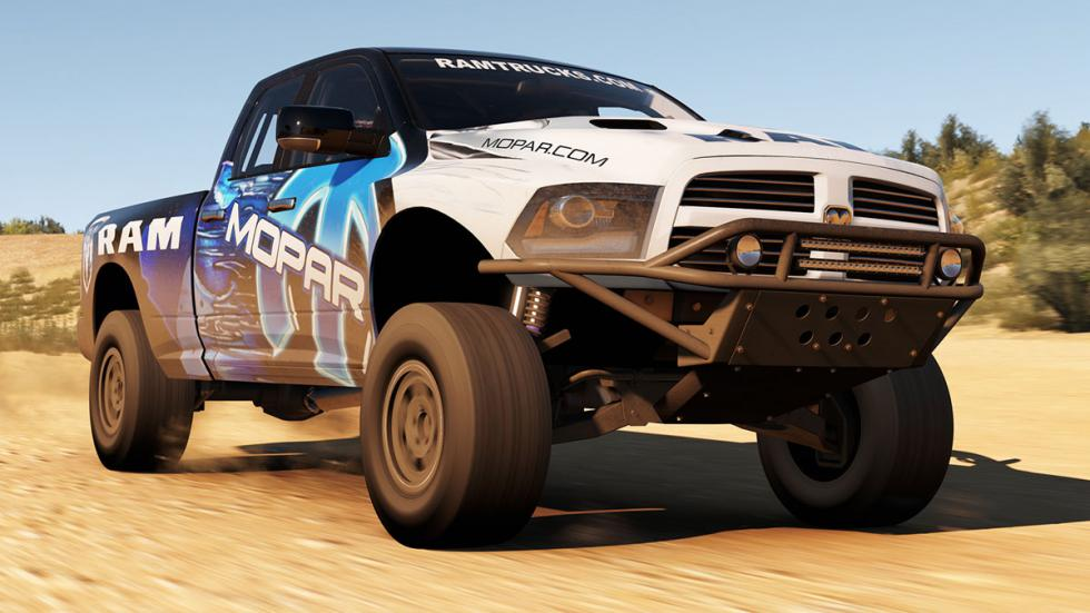 Ram Runner, en Forza Horizon 2