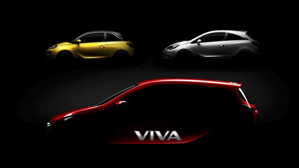 Opel Viva opciones