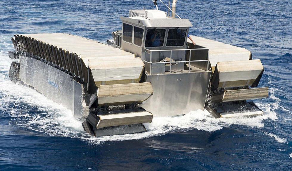 Uhac por mar