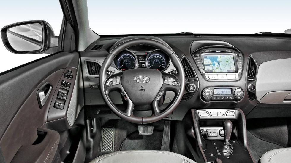 Nissan Qashqai/Hyundai ix35/Skoda Yeti/Mazda CX-5/VW Tiguan