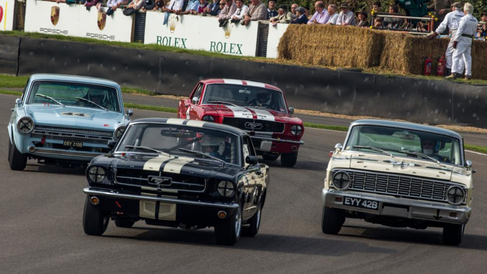 Goodwood Revival Copa Shelby