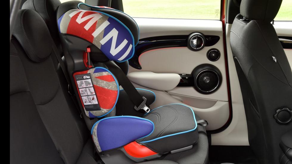 Mini 5 puertas sillita