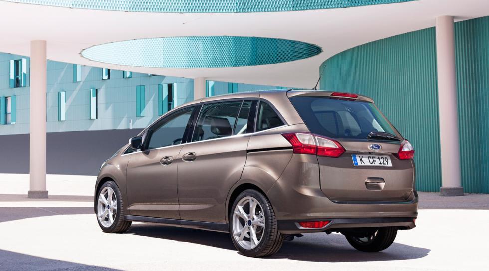 Ford C-Max 2015 y Grand C-Max 2015 entretenimiento