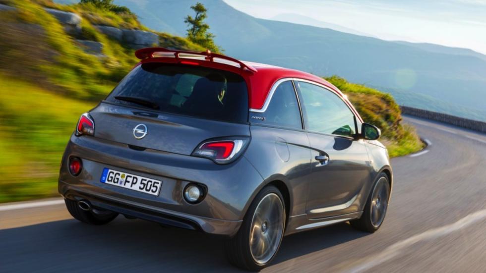 Zaga del Opel Adam S