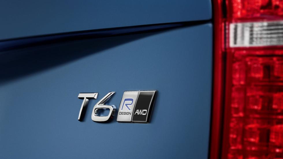 Volvo XC90 R-Design detalle