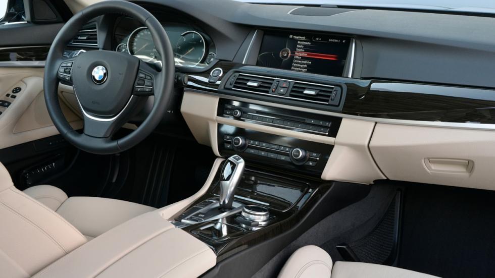 Nuevos BMW 518d y 520d cuadro