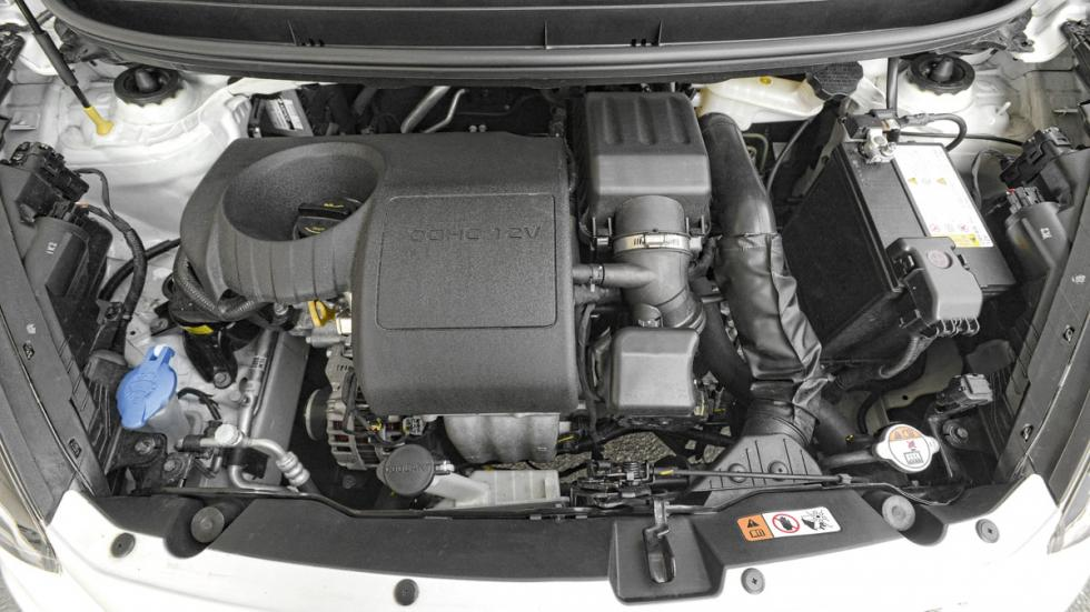 Kia Picanto motor