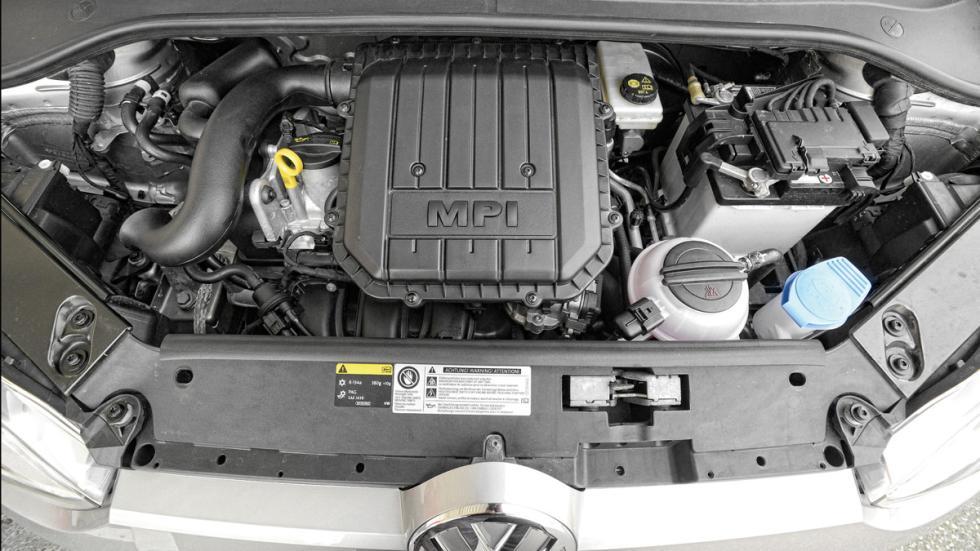 Volkswagen Up! motor