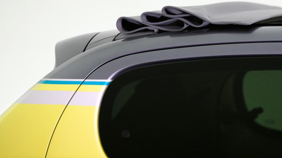 Citroen C1 Urban Ride techo